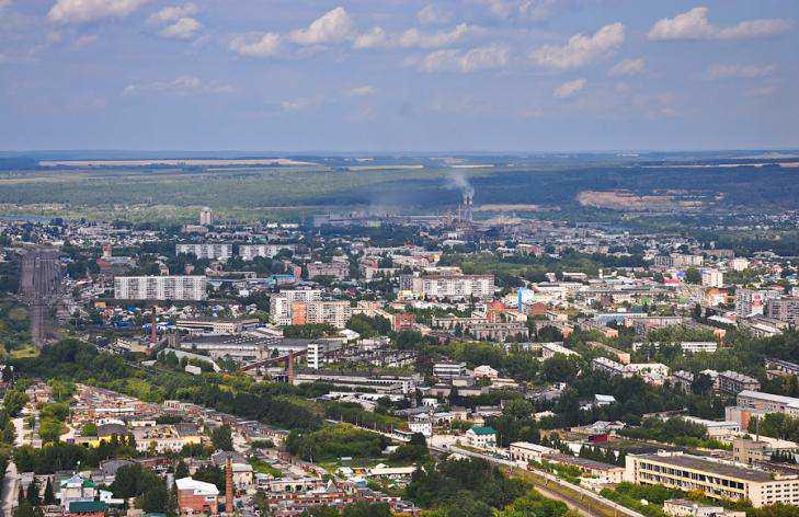 Город Искитим