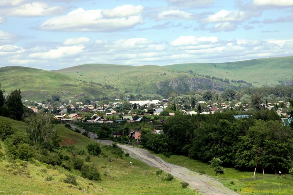 Село Ая