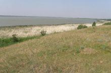 Озеро Среднее в Алейском районе