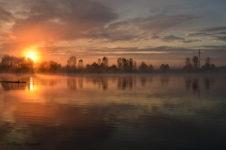 Озеро Пресное в Благовещенском районе