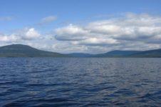 Озеро Виви в Красноярском крае — географический центр России