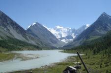 Горный Алтай в июне