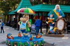 Развлекательный парк «Барнаульская Крепость»