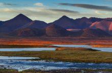 Хребет Черского: характеристика, тектоника и геология, рельеф, климат, гидрография