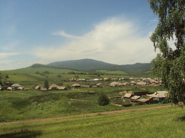 Идринский район