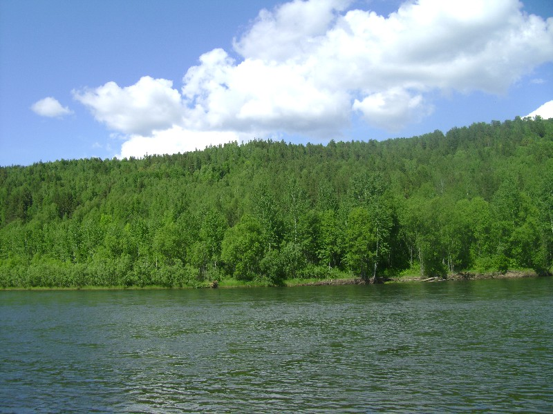 Ирбейский район в Красноярском крае