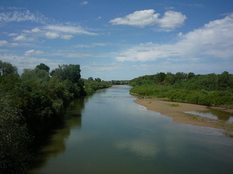 Река Алей