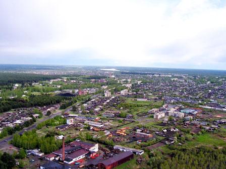 Колпашевский район