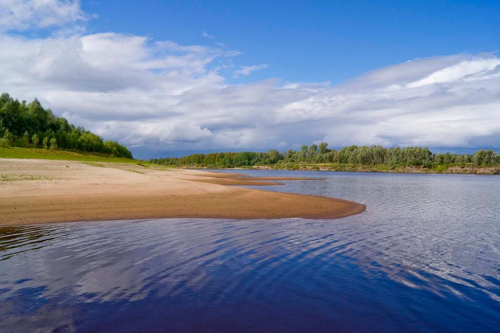 Река Кеть