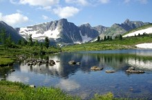 Юг Сибири – чудный край