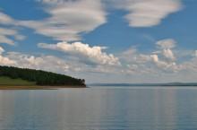 Братское водохранилище — искусственный водоем на Ангаре