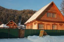 Гостевой дом Табакаевых в Турочакском районе