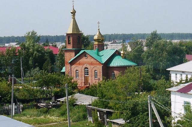 Любинский район