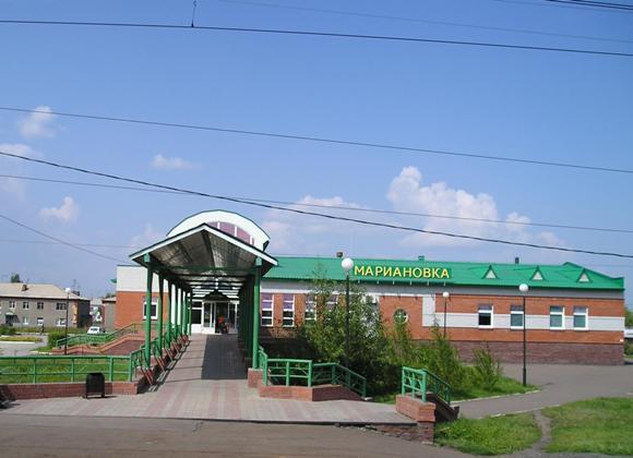 Марьяновский район