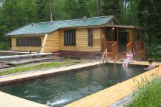 Хакусы — термальные источники на севере Байкала