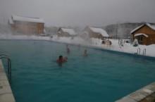 Гоуджекит — термальный источник на севере Байкала