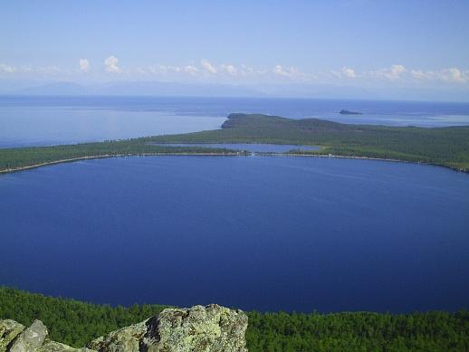 Слюдянские озера