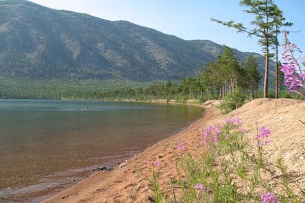 Слюдянское озеро