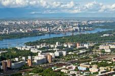 Город Красноярск — вторая столица Сибири