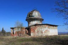 Обсерватория «Бога погоды» А. Дьякова в Кемеровской области