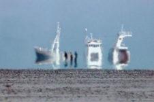 Байкальская оптическая линза — источник удивительных миражей на Байкале