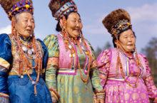 Народы Забайкалья