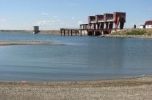 Гилевское водохранилище в Алтайском крае
