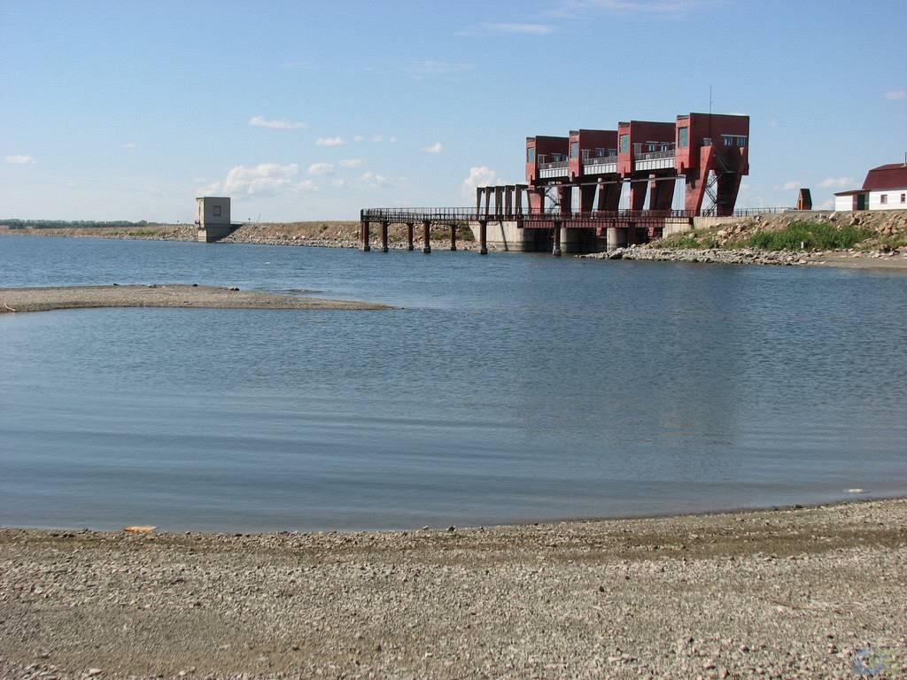 Гилевское водохранилище
