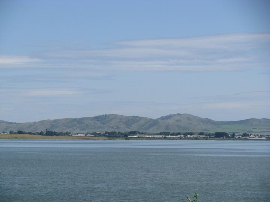 водохранилище Гилевское