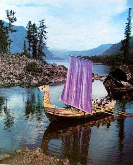 Возвращение Дракона Телецкого озера