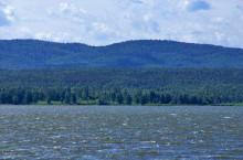 Озеро и горнолыжный курорт Танай