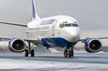 Боинг 737 совершил аварийную посадку в аэропорту Новосибирска