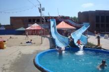 Новосибирский аквапарк Лидер-Лэнд.