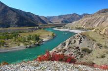 Река Катунь — жемчужина Горного Алтая
