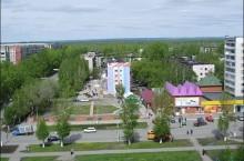 Город Заринск Алтайского края