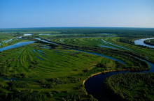 Река Айкова в Томкой области