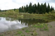 Долина реки Большая Черная