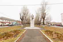Город Колпашево в Томской области