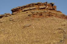 Древняя крепость Хакасии Тарпиг