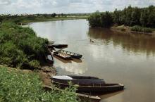 Река Шушь в Красноярском крае