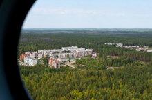 Город Кедровый в Томской области — самый маленький город России