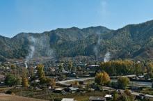 Село Онгудай – административный центр Онгудайского района Горного Алтая