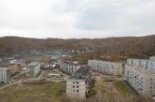 Город Сорск в Хакасии