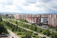 Город Шарыпово в Красноярском крае