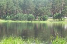 Мундштучное озеро в Каргасокском районе
