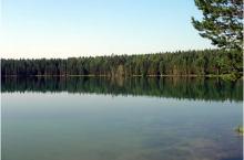 Озеро Святое в Красноярском крае