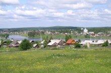 Село Алтайское в Алтайском крае