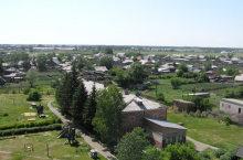 Село Баево в Алтайском крае