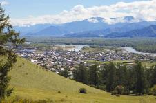 Усть-Кокса – районный центр Усть-Коксинского района Горного Алтая