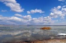 Озеро Улуг–Коль в Хакасии